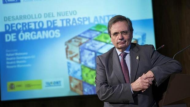 Donación a golpe de ley  Articulo del Dr. Rafael Matesanz
