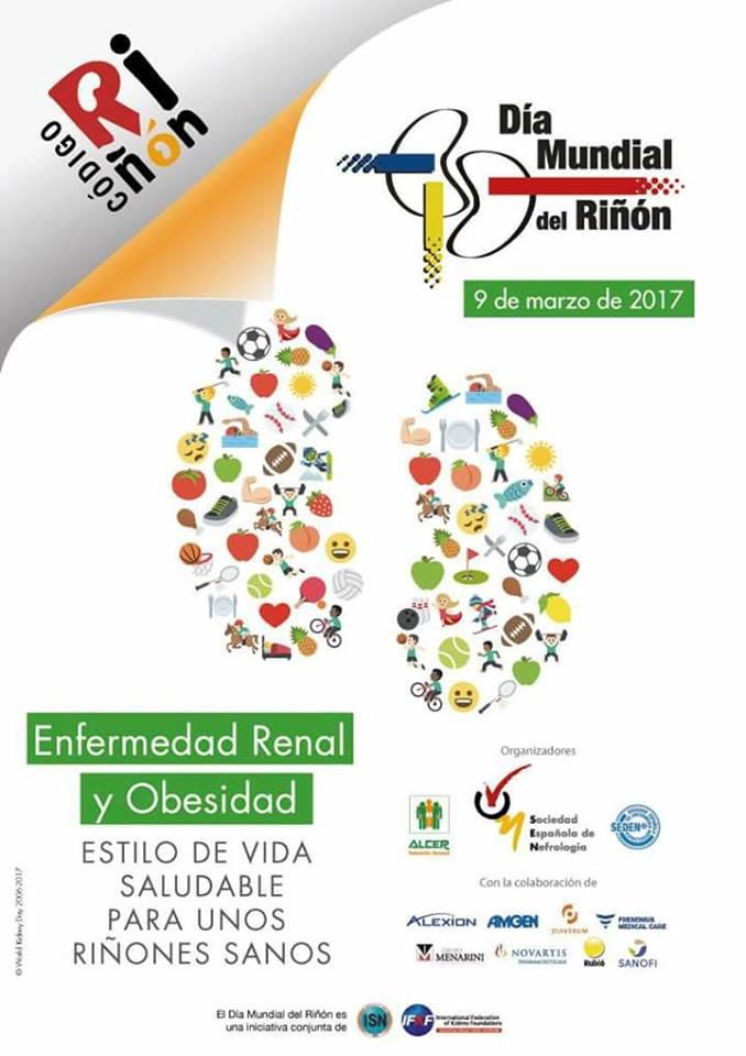 Día mundial del riñón