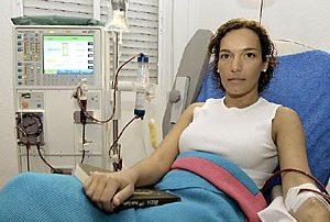 Paciente con Hemodiálisis Domiciliaria.