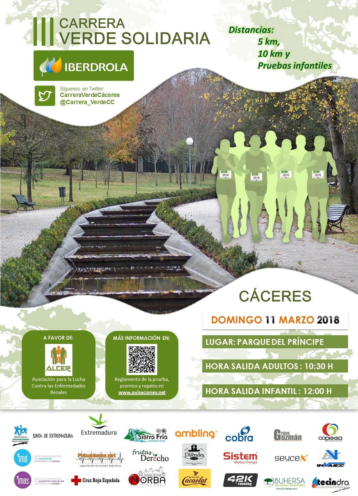 III Carrera Verde Solidaria Iberdrola