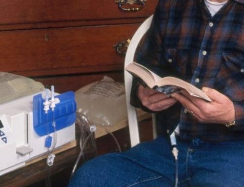 Los pacientes mayores de 70 años en tratamiento renal con diálisis peritoneal son frágiles