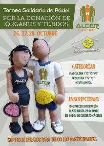 VII Torneo Solidario ALCER por la Donación de Órganos y Tejidos