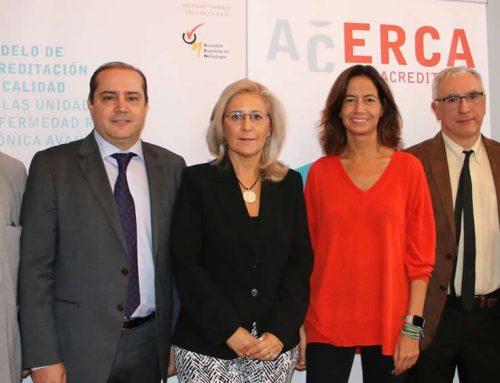 La nefrología española, pionera en la definición de criterios para la atención de personas con ERCA